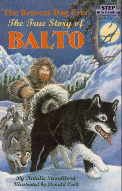 Balto Fan Drawings - Misc. Tidbits Page